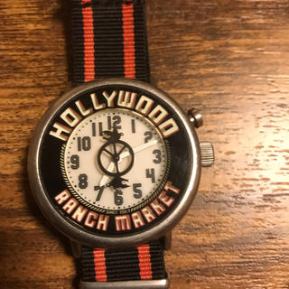 ハリウッドランチマーケット(HOLLYWOOD RANCH MARKET)のハリウッドランチマーケット 腕時計 ネオンウォッチ (腕時計(アナログ))