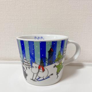 リトルミー(Little Me)のムーミン マグカップ MOOMIN(グラス/カップ)