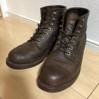 エルエルビーン(L.L.Bean)の【値下げ】Chippewa × L.L.Bean ブーツ(ブーツ)