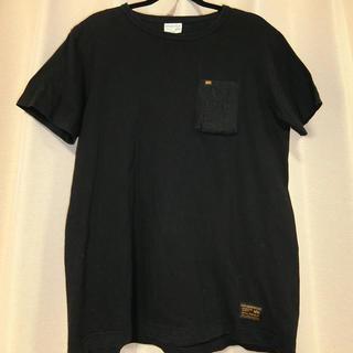 アルファ(alpha)のALPHAアルファ Tシャツ(Tシャツ/カットソー(半袖/袖なし))