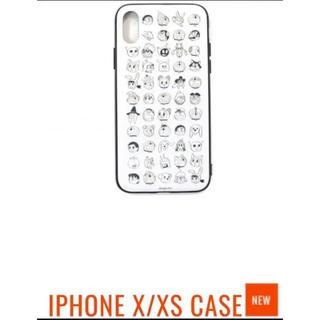 ジーユー(GU)の新品未開封 GU ASOKO ドラえもん iPhoneケース X.XS(iPhoneケース)