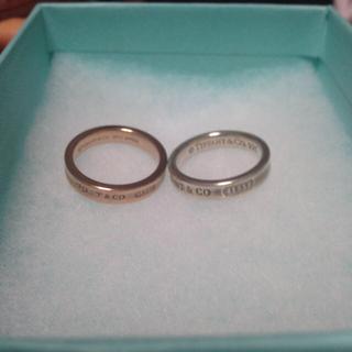 ティファニー(Tiffany & Co.)のTIFFANY&Co.正規品リング(リング(指輪))