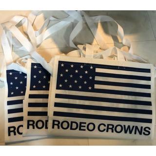 ロデオクラウンズ(RODEO CROWNS)のロデオクラウンズ   ショップ袋 ショルダーバッグ(ショップ袋)