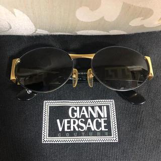 ジャンニヴェルサーチ(Gianni Versace)のVERSACE ヴェルサーチ サングラス メデューサ MOD.S38(サングラス/メガネ)