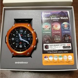 カシオ(CASIO)のCASIO WSD-F10(腕時計(デジタル))