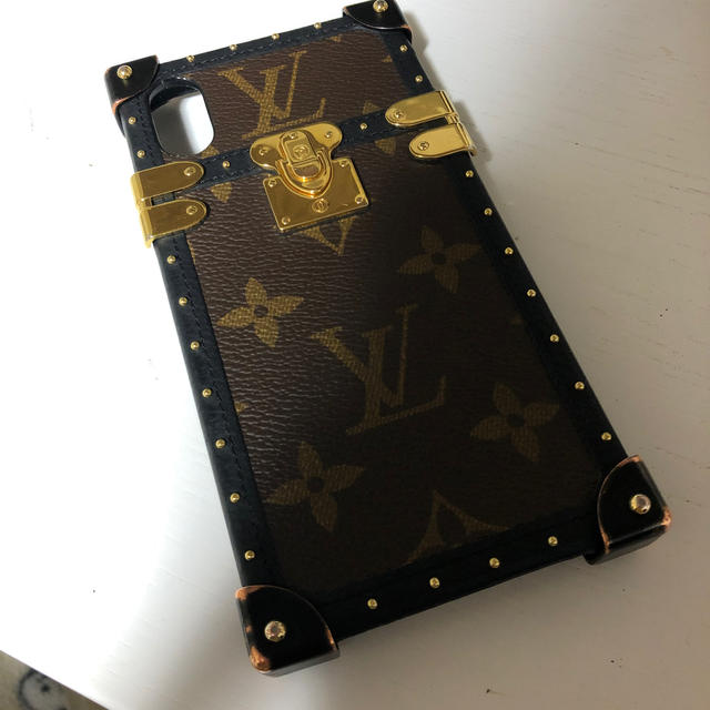 iphone 8 ケース ハート - LOUIS VUITTON - ヴィトン iPhone X XSケースの通販