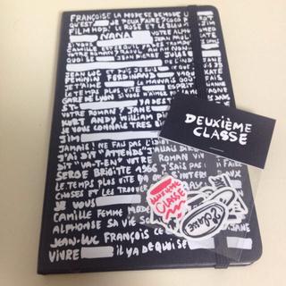 ドゥーズィエムクラス(DEUXIEME CLASSE)のdeuxieme classe☆手帳(その他)