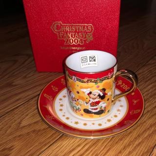 ディズニー(Disney)のDisney christmas fantasy 2004 ディズニーランド(その他)
