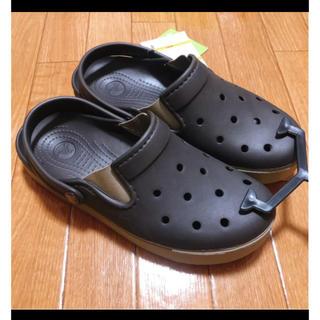 クロックス(crocs)のクロックス22センチ新品・未使用❗️(サンダル)