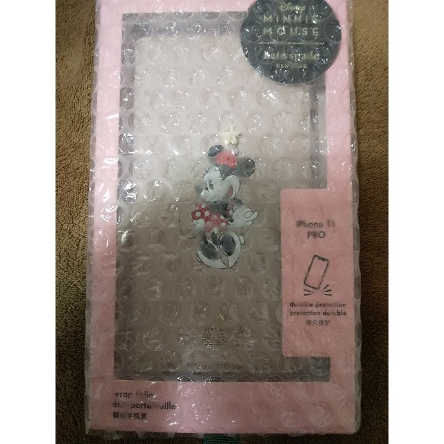 kate spade new york - ケイトスペード スマホケース ミニー iPhone 11pro【新品未開封】の通販 by coonosuke's shop|ケイトスペードニューヨークならラクマ