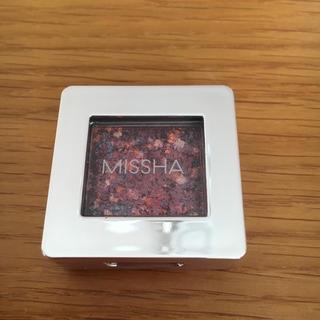 ミシャ(MISSHA)のMISSHAアイシャドウ  グリッタープリズム(アイシャドウ)