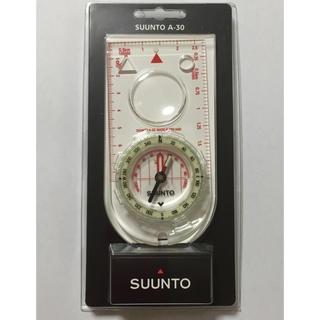 スント(SUUNTO)の新品 SUUNTO A30 スント コンパス 方位磁石(登山用品)