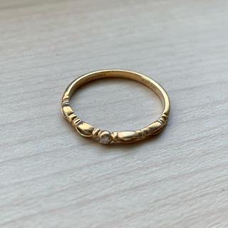 メゾンドリーファー(Maison de Reefur)のK10 ダイヤモンド リング  ジュピター (リング(指輪))