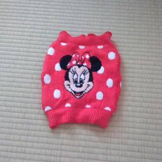 ディズニー(Disney)のミニーマウス腹巻き(アンダーシャツ/防寒インナー)