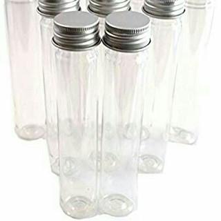 ハーバリウムボトル4本(各種パーツ)