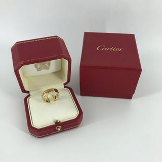 カルティエ(Cartier)の最終値下げ Cartier カルティエ ラブリング 750 57(リング(指輪))