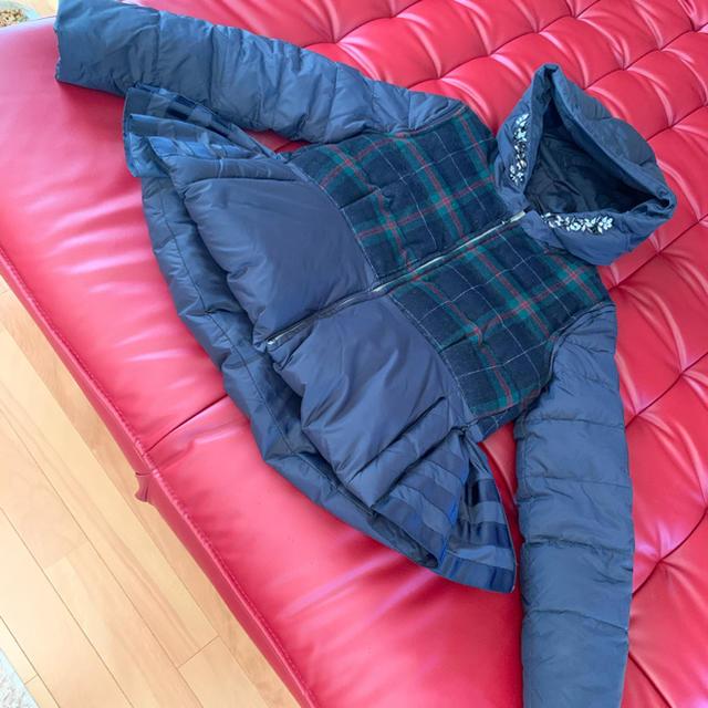 Chesty(チェスティ)のチェスティダウンジャケット レディースのジャケット/アウター(ダウンコート)の商品写真