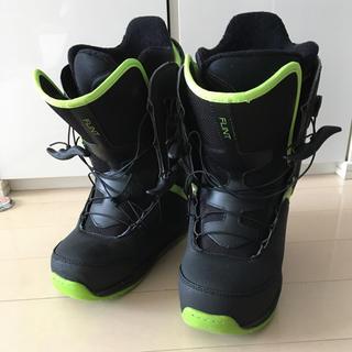 ヨネックス(YONEX)のスノボブーツ ヨネックスFLINT 24.0センチ(ブーツ)