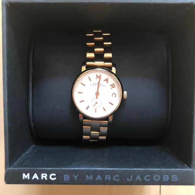 オリエント 時計 偽物買取 | MARC BY MARC JACOBS - マークジェイコブス 時計 ピンクゴールドの通販