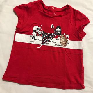 マークバイマークジェイコブス(MARC BY MARC JACOBS)の値下げ!リトルマークジェイコブス Tシャツ 6M(Tシャツ)