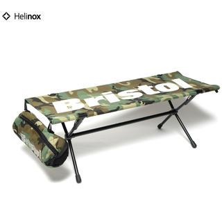 エフシーアールビー(F.C.R.B.)の【在庫処分価格】未使用 極美品 カモフラベンチ HELINOX BENCH(テーブル/チェア)