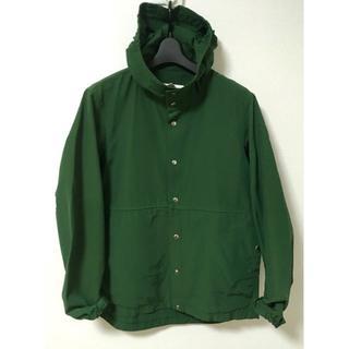 ヤエカ(YAECA)のYAECA 60/40 Cloth Hood Shirt マウンテンパーカー(パーカー)