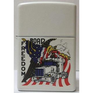 ジッポー(ZIPPO)の99年'レギュラー ZOPPI FREEDOM ROAD 未開封未使用 BOX(タバコグッズ)