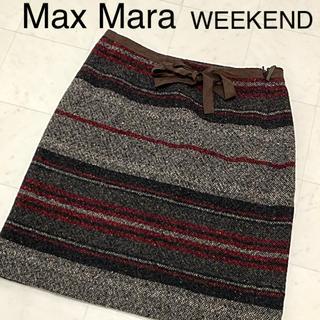マックスマーラ(Max Mara)のお洒落な マックスマーラ WEEKEND Max Mara ミニ タイトスカート(ミニスカート)