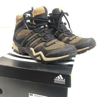 アディダス(adidas)のadidas 防水トレッキングシューズ FASTX HIGHT GORE-TEX(登山用品)