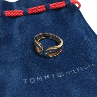トミーヒルフィガー(TOMMY HILFIGER)のトミーヒルフィガー リング(リング(指輪))