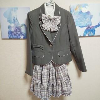 エル(ELLE)のELLE卒業式スーツ(ドレス/フォーマル)