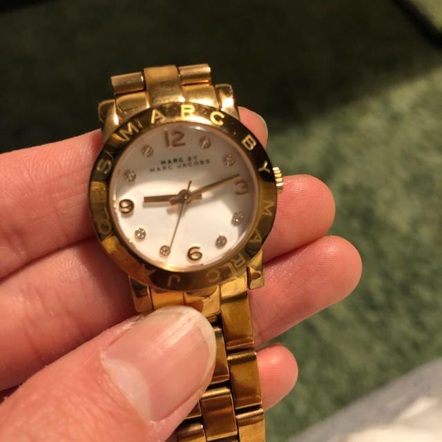 マラソン 時計 ラップ 、 MARC JACOBS - MARC JACOBS 腕時計 の通販