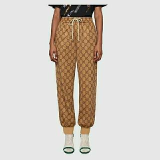 Gucci - グッチ GGテクニカルジャージー ジョギングパンツ