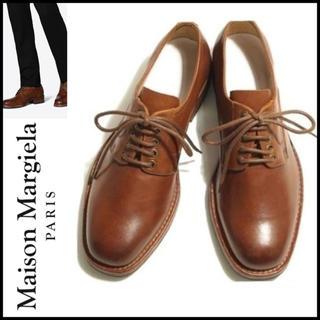 マルタンマルジェラ(Maison Martin Margiela)のMaison Margiela 16aw ダービーシューズ 定価107,800円(ドレス/ビジネス)
