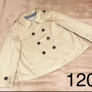 ikka - ikka トレンチコート 120 スプリングコート ジャケット