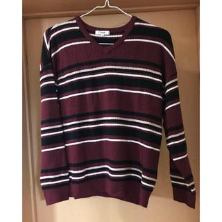 オゾック(OZOC)のOZOCニット(Tシャツ(長袖/七分))
