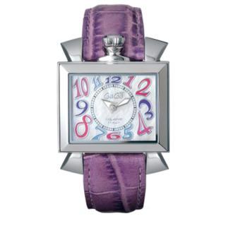 ガガミラノ(GaGa MILANO)のガガミラノ 腕時計 ナポレオーネ(腕時計(デジタル))