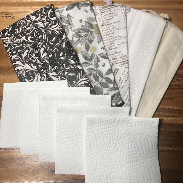 フラビア マスク / 不織布マスク+インナーパッドの通販 by クローバー's shop