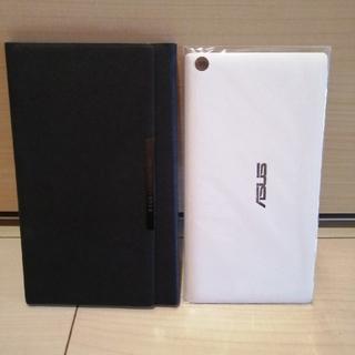 エイスース(ASUS)のASUS Zenpad Z370C カバー ケース 純正 タブレット(モバイルケース/カバー)
