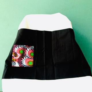 アフリカ布のポケット付きサロン バオバブ神戸 1個当たりのお値段(その他)