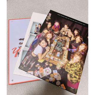 ウェストトゥワイス(Waste(twice))のTWICE YES or YES アルバム(K-POP/アジア)