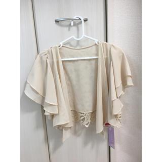 シマムラ(しまむら)のしまむら ドレスの羽織(ボレロ)
