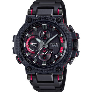 ジーショック(G-SHOCK)のカシオ (国内正規品)G-SHOCK MT-G Bluetoothソーラー(腕時計(デジタル))