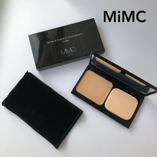 エムアイエムシー(MiMC)のMiMC ミネラルクリーミーファンデーション 102(ファンデーション)