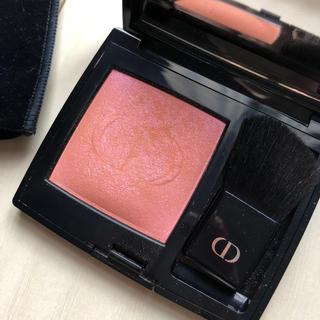 ディオール(Dior)のディオールスキン ルージュ ブラッシュ 601 ホログラム(チーク)