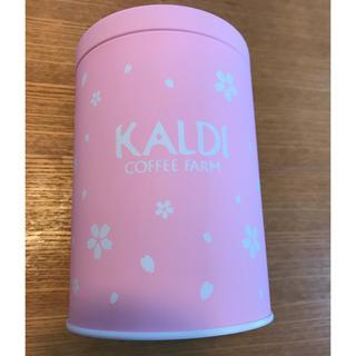 カルディ(KALDI)の【マリリン様専用】キャニスター メジャースプーン セット(収納/キッチン雑貨)