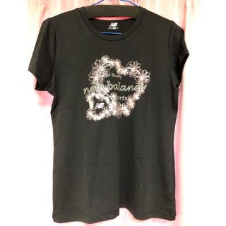 ニューバランス(New Balance)のニューバランス シャツ(Tシャツ(半袖/袖なし))