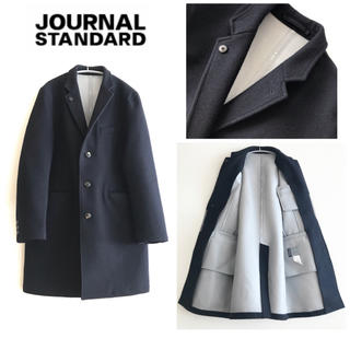 JOURNAL STANDARD - 【定価6万円】メンズ ジャーナルスタンダード  アクアリンク★チェスターコート