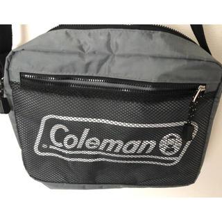 コールマン(Coleman)のColemanショルダーバック 雑誌付録(ショルダーバッグ)