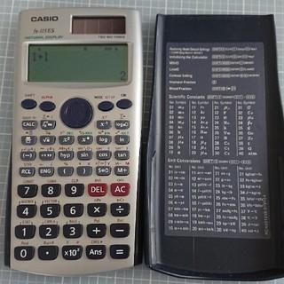 CASIO - CASIO 関数電卓 ソーラー fx-115ES